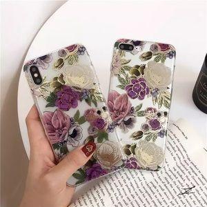 NEW iPhone 12/11/Pro/Max/XR bronzing case